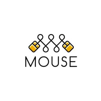 Logotipo do mouse