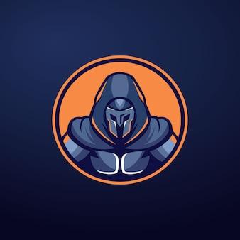 Logotipo do mysterious knight esports