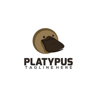 Logotipo do ornitorrinco