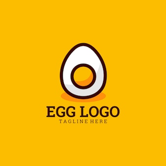 Logotipo do ovo
