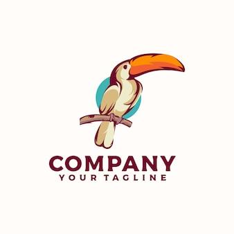 Logotipo do papagaio