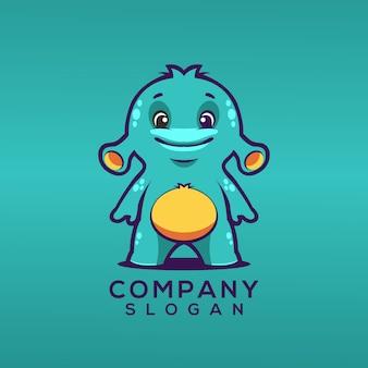 Logotipo do personagem