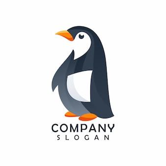 Logotipo do pinguim