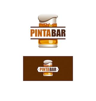 Logotipo do pinta bar