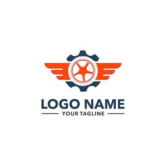 Logotipo do pneu