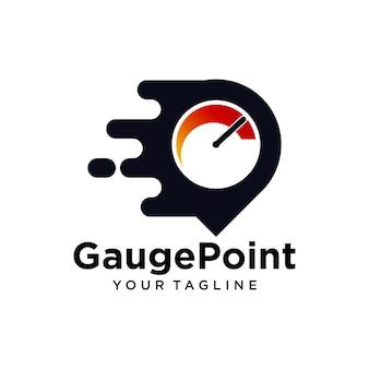 Logotipo do ponto rápido
