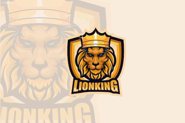 Logotipo do rei leão