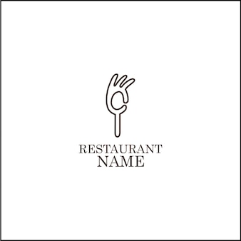 Logotipo do restaurante