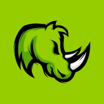 Logotipo do rinoceronte