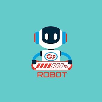 Logotipo do robô