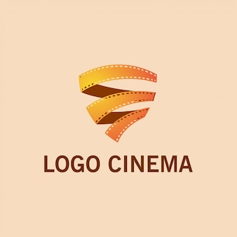Logotipo do rolo de filme