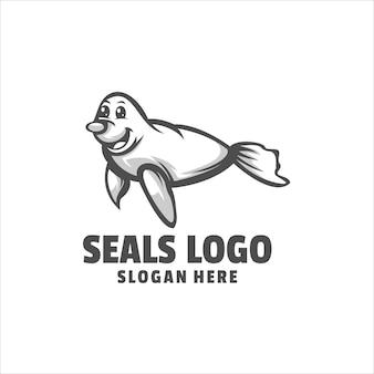 Logotipo do selo