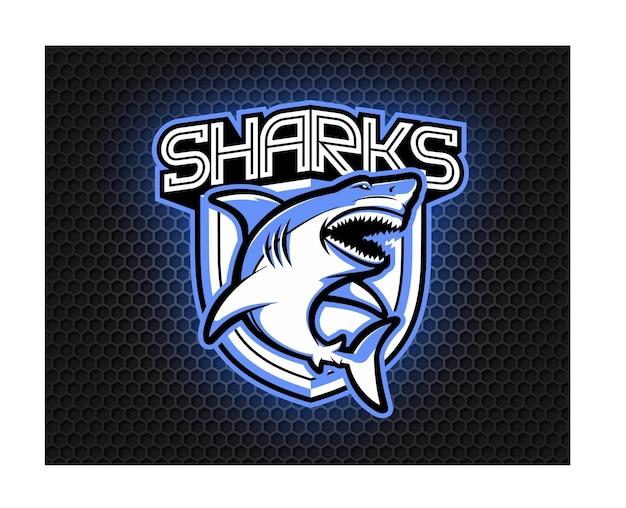 Logotipo do shark esport