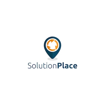 Logotipo do solution place
