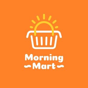 Logotipo do supermercado