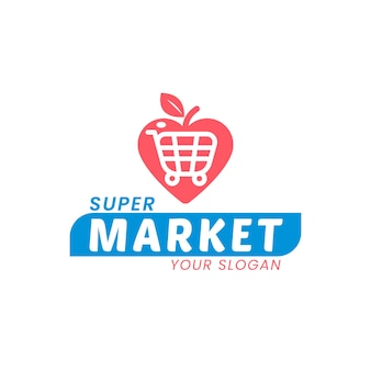 Logotipo do supermercado