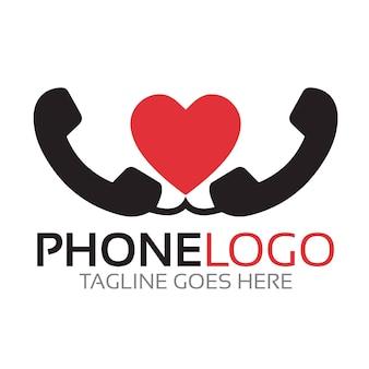 Logotipo do telefone