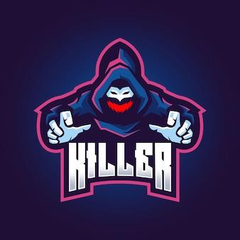 Logotipo do the killer esports