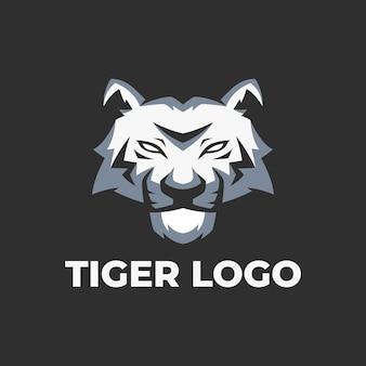Logotipo do tiger mascot