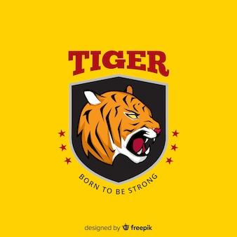 Logotipo do tigre