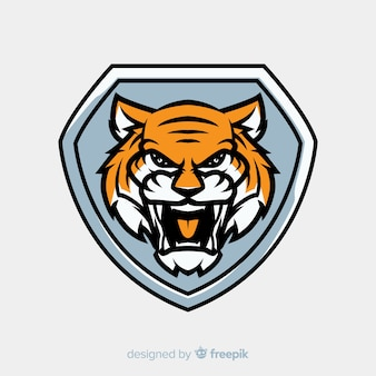 Logotipo do tigre