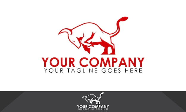 Logotipo do touro