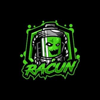 Logotipo do toxic esports