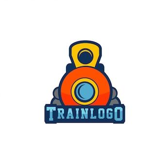 Logotipo do trem