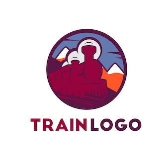 Logotipo do trem