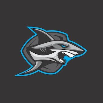 Logotipo do tubarão