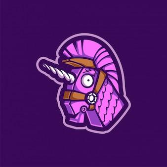 Logotipo do unicórnio