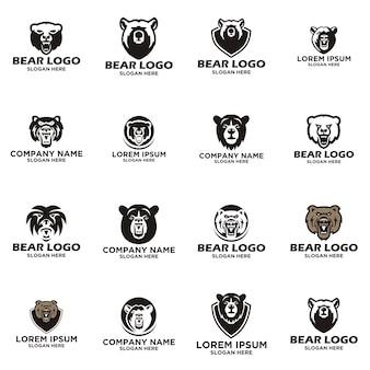 Logotipo do urso