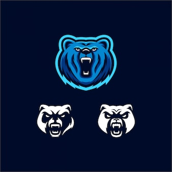 Logotipo do urso