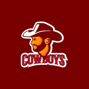 Logotipo do vaqueiro