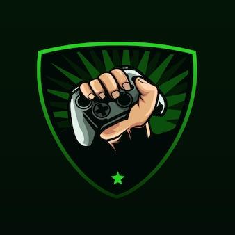 Logotipo do xbox de jogos