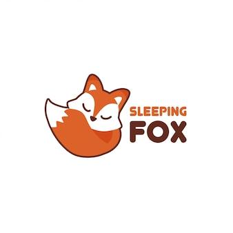 Logotipo dormindo