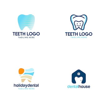 Logotipo dos dentes