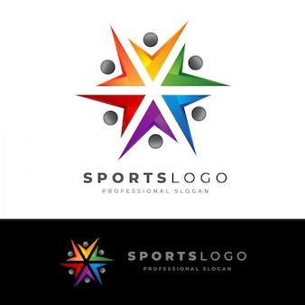 Logotipo dos esportes