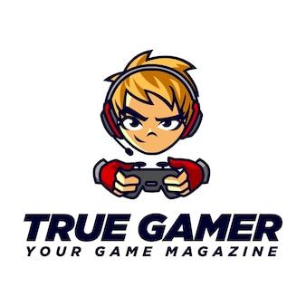 Logotipo dos gamers