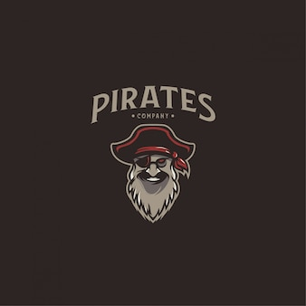 Logotipo dos piratas