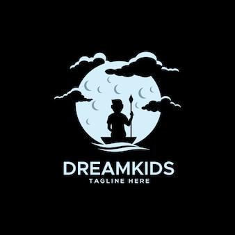 Logotipo dos sonhos