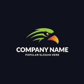 Logotipo eagle esport