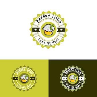 Logotipo elegante padaria