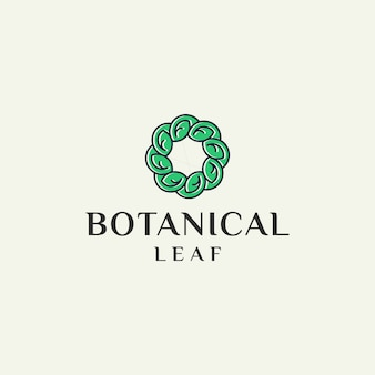 Logotipo exclusivo de ecologia