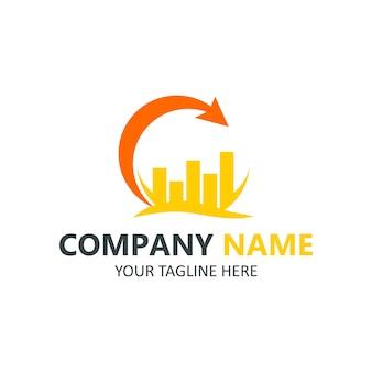 Logotipo financeiro