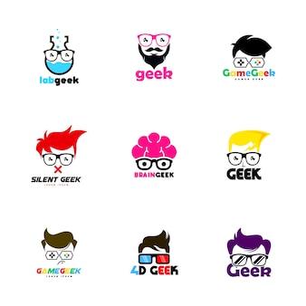 Logotipo geek