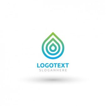 Logotipo gota