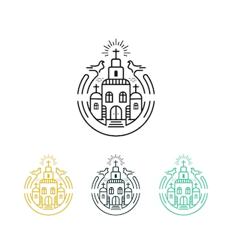 Logotipo holofote
