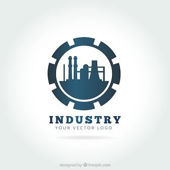 Logotipo indústria