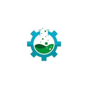 Logotipo industrial